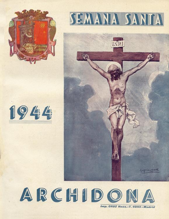 Revista Semana Santa de Archidona 1944