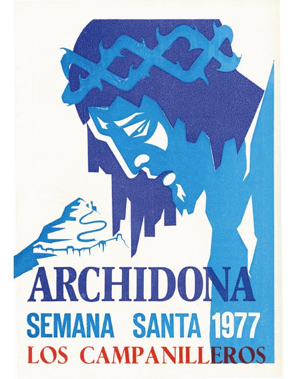 Revista Semana Santa de Archidona 1977