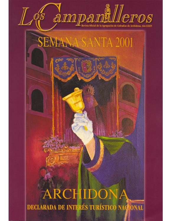 Revista Semana Santa de Archidona 2001